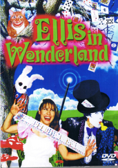 Tim Ellis and Sue-Anne Webster in Ellis in Wonderland