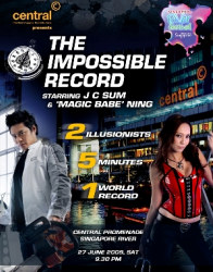 "The Impossible Record - J C Sum and Ning ""Magic Babe"""
