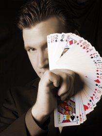 Magician Chris Randall - The Las Vegas Kid