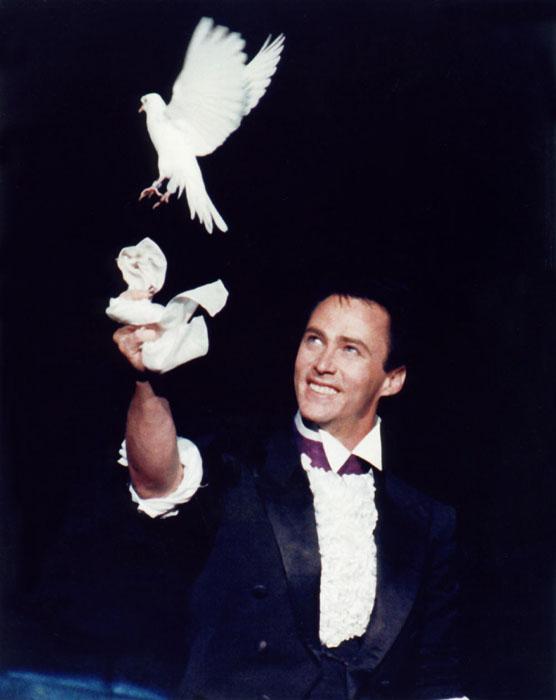 Master Magician Lance Burton Starts Final 5 Months ...