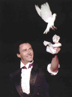 Lance Burton the True Master Magician Performs in Happier Times