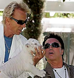 Inside Magic Image of Siegfried & Roy