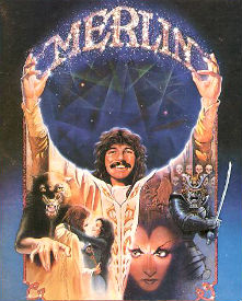 Inside Magic Image of Doug Henning's Merlin