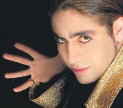 Inside Magic Image of Iranian magician Mahdi Moudin