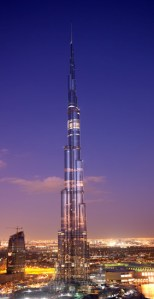 Inside Magic Image of the Burj Khalifa