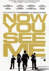 Inside Magic Image of Now You See Me Movie Poster