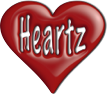 Inside Magic Image of Dan Garrett's Heartz Logo