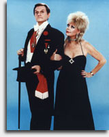 Johnny Thompson and Pam as Great Tomsoni & Co.