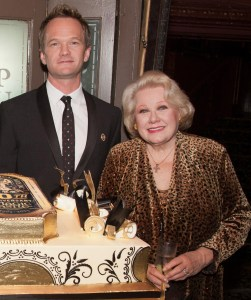 Irene Larsen & Neil Patrick Harris at AMA 50th Anniversary Event (1-2-2013)