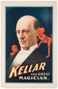 Amazing Kellar Poster